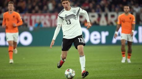 Könnte in die Nationalmannschaft zurückkehren: Thomas Müller.
