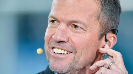 Rekord-Nationalspieler Lothar Matthäus wird Fußball-Experte bei RTL.