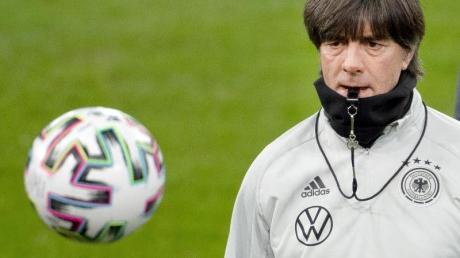 Bundestrainer Joachim Löw hat seinen Abschied nach der EM im Sommer angekündigt.
