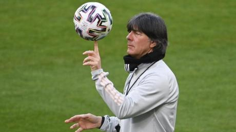 Wen nimmt Bundestrainer Joachim Löw mit zur EM?.