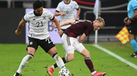 Ilkay Gündogan will seinen Frust bei der Nationalmannschaft positiv umwandeln.