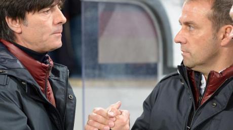 Übergibt das Bundestrainer-Amt an Hansi Flick(r): Joachim Löw.