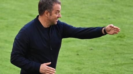Hansi Flick ist der Nachfolger von Joachim Löw als Bundestrainer.