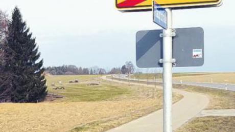 Die neue Heimat: Im Juni wollen die Reiter nach Roggenburg umziehen.