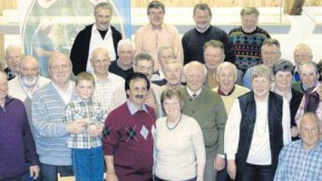 Über 100 Josefs, Seppls, Josefinen, Finnis, Beppis und Josefas folgten der Einladung der Interessengemeinschaft.
