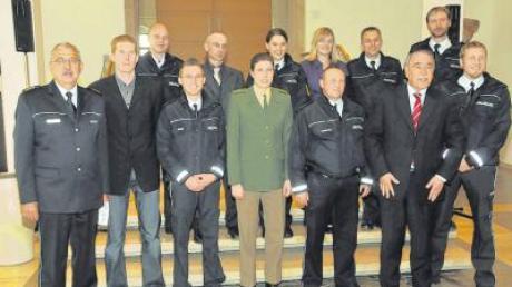 Erstmals seit Jahren hat die Polizeidirektion Ulm wieder Verstärkung bekommen. Im Ulmer Rathaus wurden die neuen Kollegen gestern empfangen.