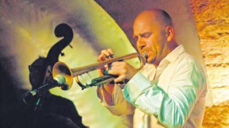 Der gebürtige Schwarzwälder Sebastian Studnitzky sorgte mit seinem Trio im Sauschdall für einen der Höhepunkte der Sparte Jazz.