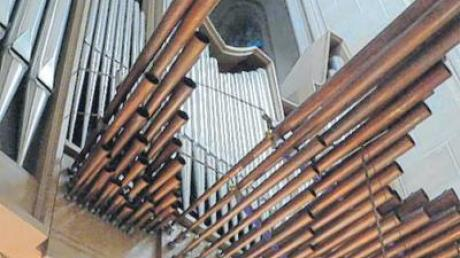 Die zweiten Orgelfestwochen starteten an der Münsterorgel.