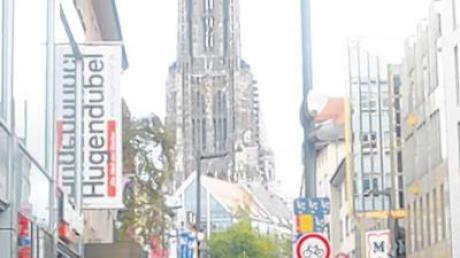 Ulm lockt zum Einkaufen und Studieren. Familien kehren der Stadt immer mehr den Rücken.