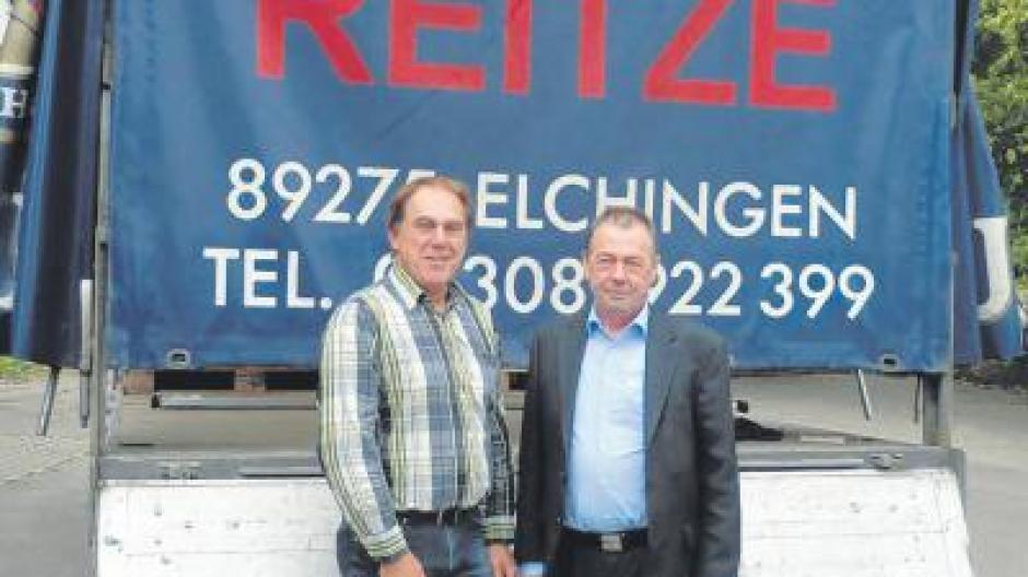 Fusion: Göbel übernimmt Getränke Reitze - Nachrichten Neu-Ulm ...