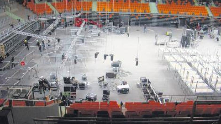 Veranstaltungen Ratiopharm Arena Zieht Auch Messen An Nachrichten