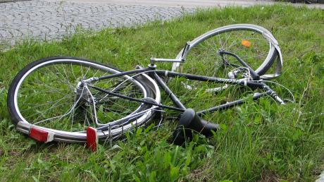Mehrere Menschen sind beim Radeln in den vergangenen Tagen verletzt worden (Symbolbild).