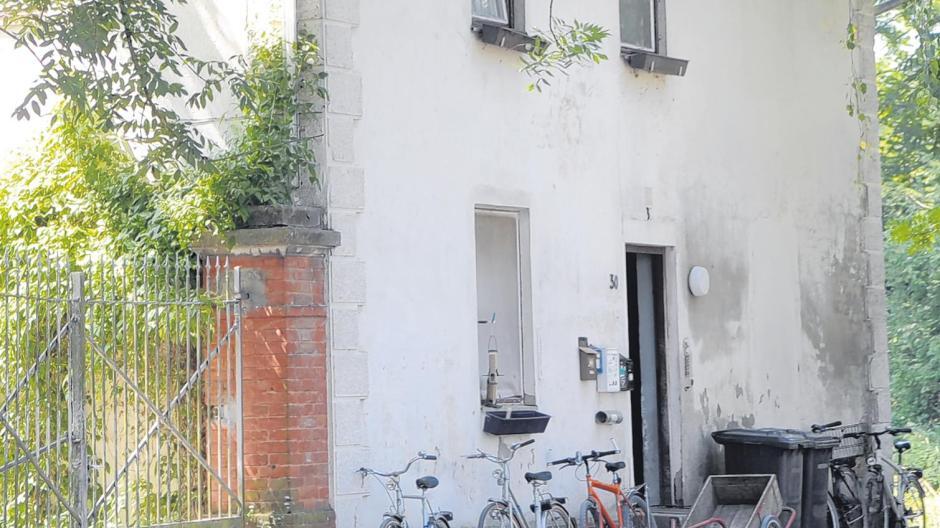 Senden Marodes Heim Fur Obdachlose Nachrichten Neu Ulm