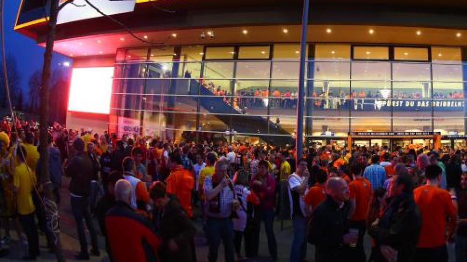 Ratiopharm Arena Zufrieden In Die Sommerpause Nachrichten Neu Ulm