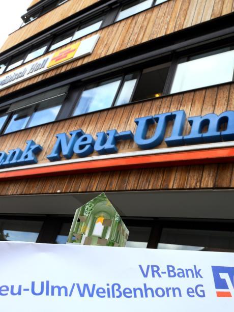 Neu Ulm Ein Volksbank Riese Entsteht Nachrichten Neu Ulm