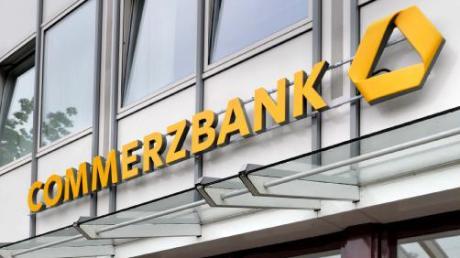 Gute Zahlen im ersten Halbjahr: die Commerzbank Ulm.