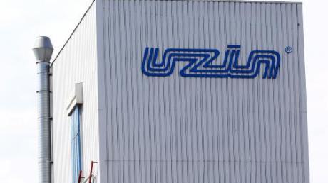 Derzeit einer der Lieblinge der Börsianer: Uzin Utz aus Ulm.  Die Tochterfirma Codex hat jetzt in Werk eröffnet.