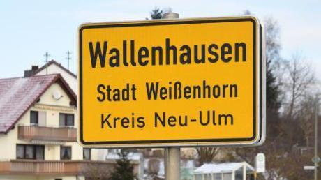 Am Ortseingang des Weißenhorner StadtteilsWallenhausen begann das Martyrium der Autofahrerin. Der Täter flüchtete.