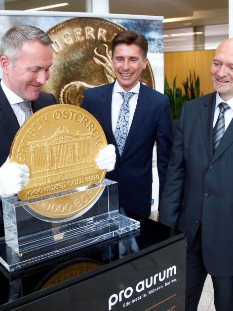 Wirtschaft Eine Münze Für 13 Millionen Nachrichten Neu Ulm
