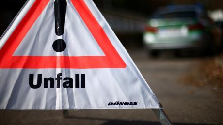 Am Dienstagnachmittag ereignete sich ein schwerer Unfall im Tunnel unter der Reuttier Straße.
