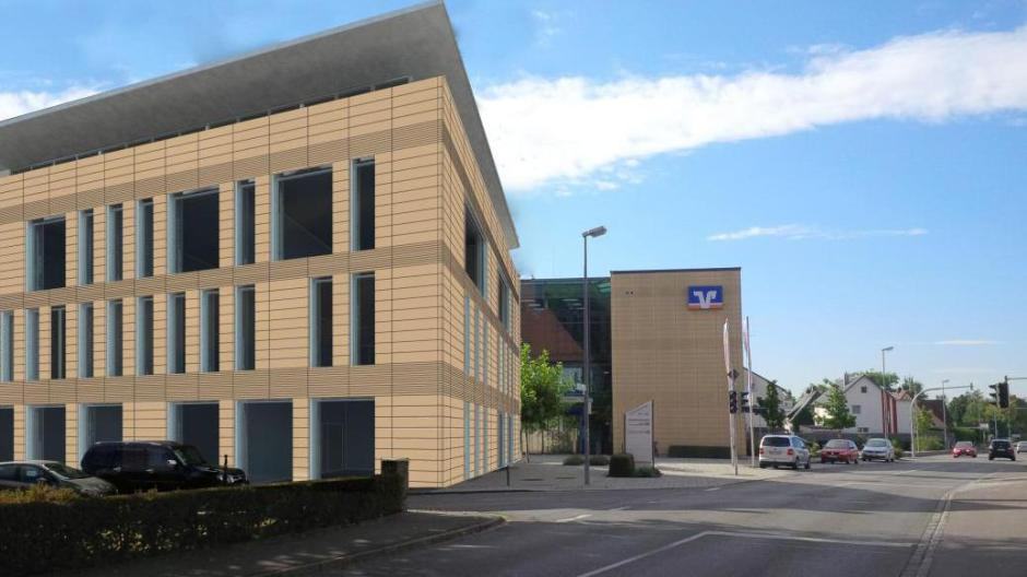 Weißenhornneu Ulm Neue Bauten Alte Qualitäten Vr Bank Neu Ulm