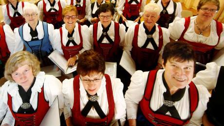 Gemeinsam singen und lachen: auch das gehört beim Landfrauentag dazu.