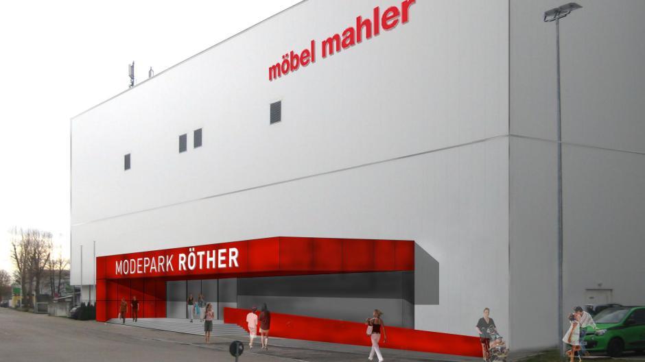 Neu Ulm Modepark Röther Zieht Zu Möbel Mahler Nachrichten Neu Ulm