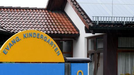 Auch im Kindergarten in Leibi wurde eingebrochen.