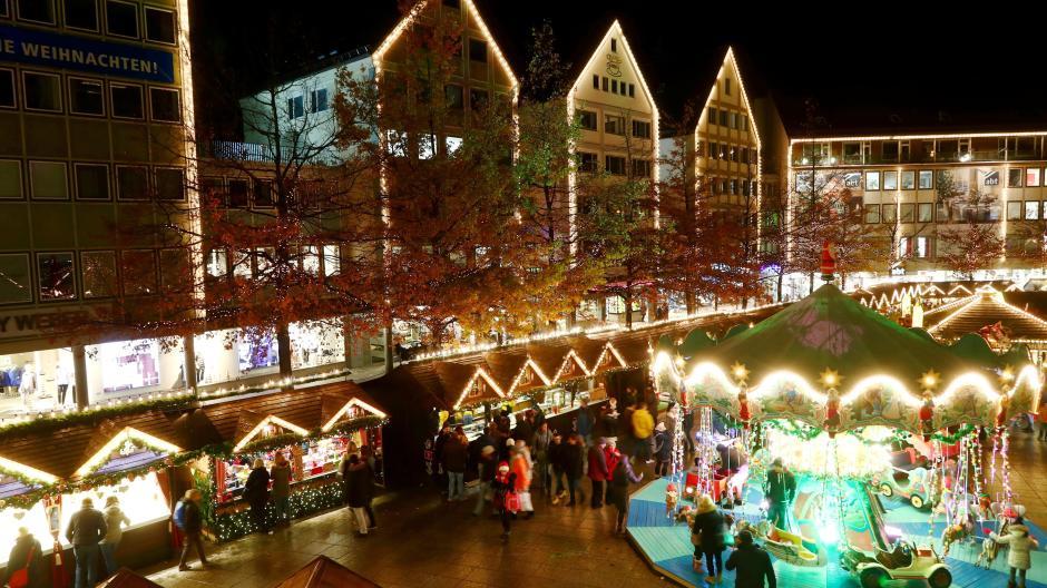 Ulm Weihnachtsmarkt.Ulm Betrunkene Fliegen Vom Weihnachtsmarkt Nachrichten Neu Ulm