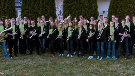 Die gemeinsame Jugendkapelle mit Nachwuchsmusikern aus Pfaffenhofen, Holzheim, Kadeltshofen und Steinheim ist aus Sicht der beteiligten Vereine ein Erfolgsmodell.