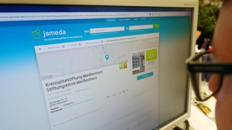 Das Online-Portal Jameda muss Bewertungen von Ärzten unter bestimmten Umständen löschen.