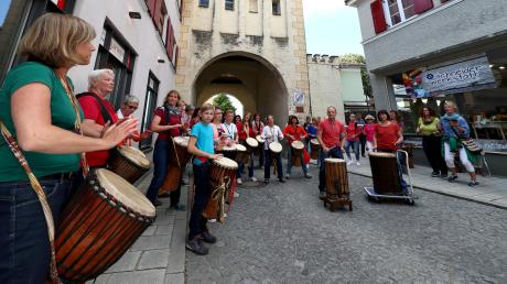 Normalerweise würde sich die Weißenhorner Innenstadt Anfang Mai mit Musikern und Schaustellern füllen. Doch dieses Jahr stehen die Chancen schlecht, dass ein Kulturnacht stattfinden kann.