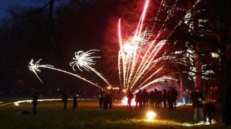 Weißenhorn wird das Jahr 2019 mit einem professionellen Feuerwerk begrüßen.