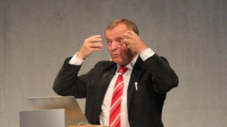 Manfred Spitzer leitet die Psychiatrische Uniklinik seit ihrer Gründung.