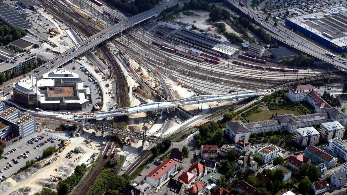 Ulm: Schon 2021 schneller von Ulm nach Stuttgart ...