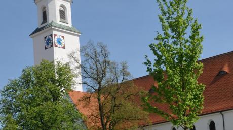 Bei unserem Memory passen immer zwei Details aus den jeweiligen Partnerstädten zusammen, etwa die Kirche St. Michael in Vöhringen und das Gotteshaus Chiesa di Sant' Uberto im italienischen Venaria Reale.