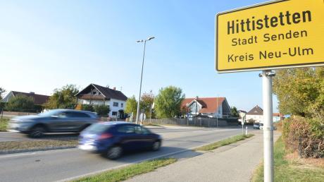 Anwohner fordern mehr Überwachung oder Tempolimits, um den Verkehr auf der Hittistetter Dorfstraße zu bremsen.