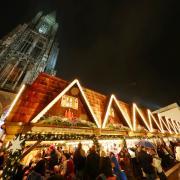 Der Weihnachtsmarkt in Ulm soll 2021 stattfinden.