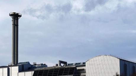 Voraussichtlich werden es Ende des Jahres Insgesamt 107.500 Tonnen Müll sein, die 2018 im Müllheizkraftwerk in Weißenhorn verbrannt wurden. Von 2019 an könnte die Leistung auf 110.000 Tonnen steigen.