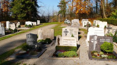 Auf dem Waldfriedhof bei Beuren sollen schon bald auch Baumgräber angeboten werden.