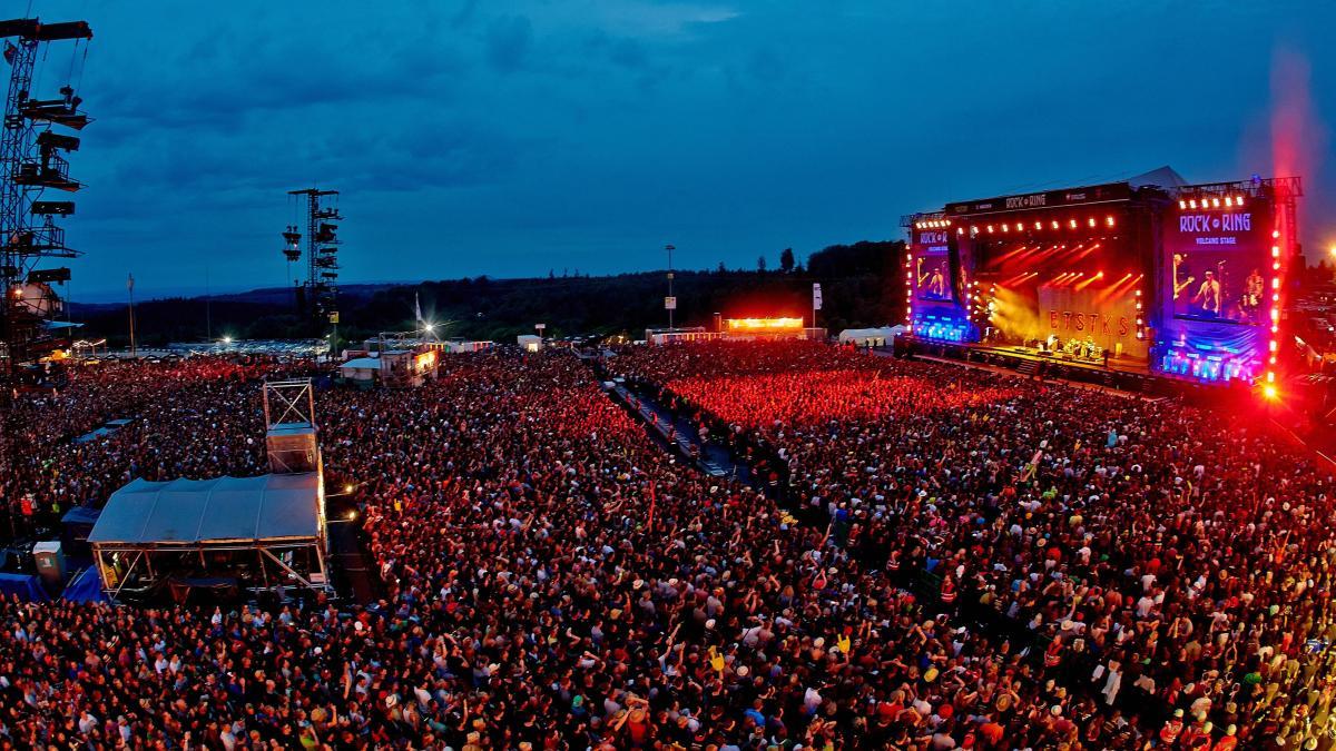 Festival Rock Am Ring 2019 Letzter Tag Heute Bands
