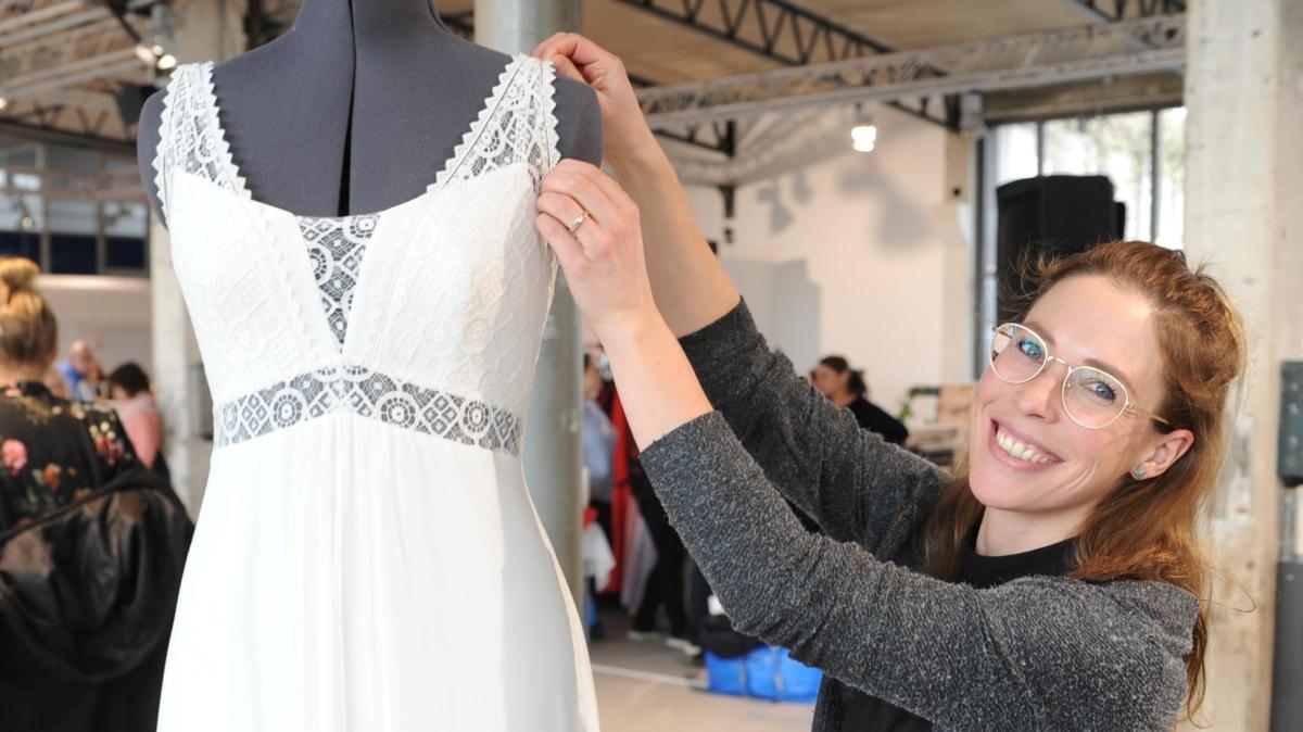 Hochzeitskleider verkaufen job