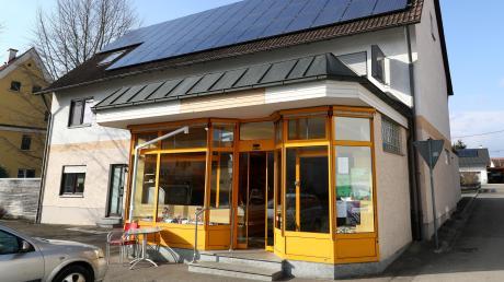 Die Bäckerei Bayer betreibt in Aufheim eine ihrer Filialen – noch. Denn Ende April wird der Standort geschlossen, sagt Geschäftsleiter Uli Bayer. Zuvor war in dem Gebäude die Bäckerei Greiner ansässig.