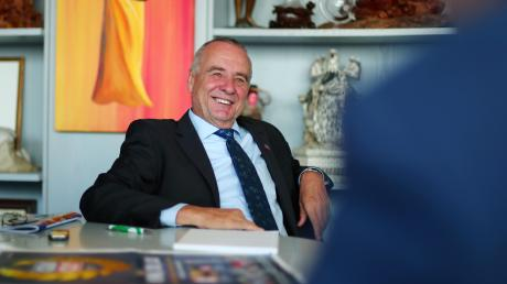 Liqui-Moly-Geschäftsführer Ernst Prost verzichtet auf sein Gehalt.