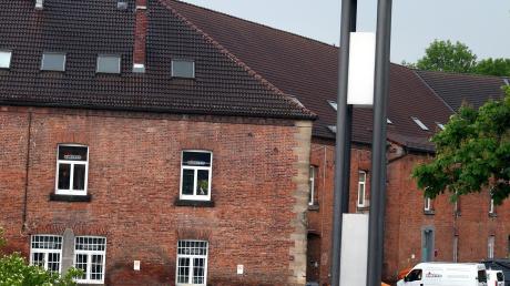 Das ehemalige Neu-Ulmer Kriegsspital soll umgebaut werden.