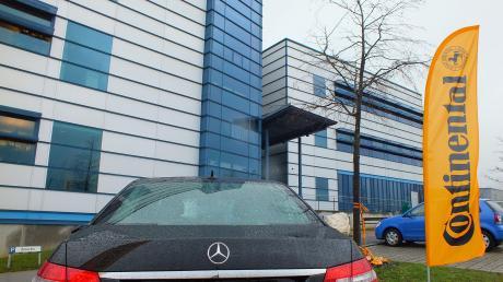 Die Firma Continental zieht von Ulm nach Neu-Ulm. Der Bebauungsplan für den Gewerbecampus im Süden wurde einstimmig beschlossen.