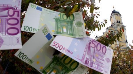 Die Gemeinde Roggenburg muss in diesem Jahr einen Kredit aufnehmen, um die geplanten Ausgaben stemmen zu können.