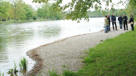 Die Stadt Neu-Ulm sowie die Lechwerke und die Stadtwerke haben die Uferzone an der Donau neu gestalten lassen. Mit dem Ergebnis der Kooperation soll der Naherholungswert gesteigert werden.