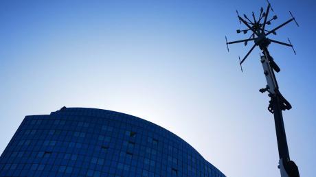 In Ulm  entwickelt Hensoldt Radars der Zukunft.