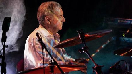 Pink-Floyd-Drummer Nick Mason eröffnet das Festival.